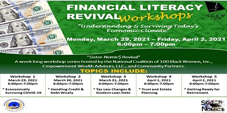 Financial Literacy Revival tickets