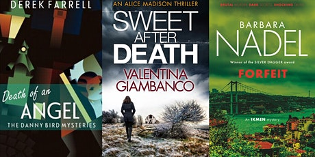 Book Club Special - Crime Writers tickets