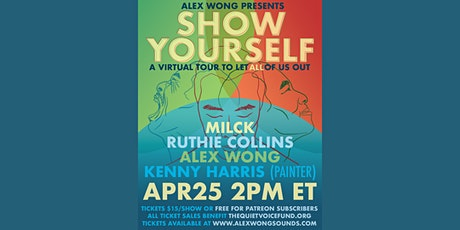 Show Yourself Virtual Tour Show 8 tickets