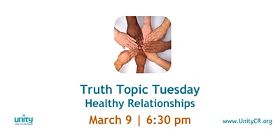 Truth Topic Tuesday | Healthy Relationships