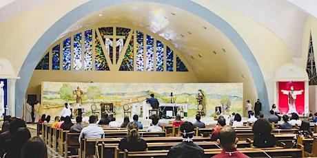 Missa Comunitária ComShalom: Missão Brasília - 28/02 ingressos