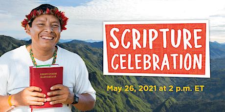 Spring 2021 Scripture Celebration tickets