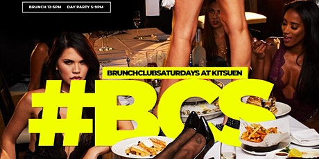 Brunch Club Saturdays At Kitsuen Brunch & Day Party tickets