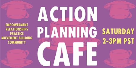 Action Planning Cafe tickets