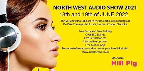 North West Audio Show tickets