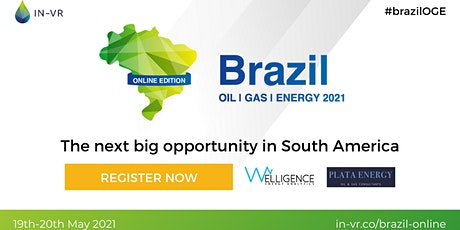 Brazil Oil | Gas | Energy Online Edition 2021 tickets