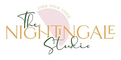 The Nightingale Studio - Open Day Singing Workshop tickets