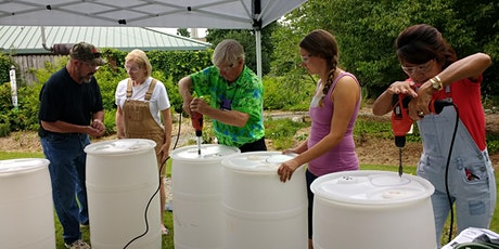 Rain Barrel Make & Take tickets