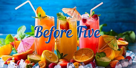Before Five  - Make Delicious Drinks at Home tickets