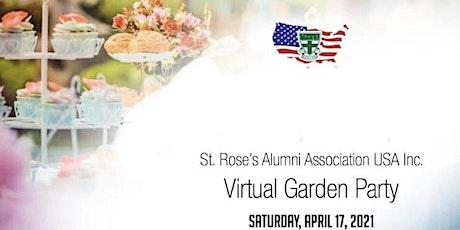 Virtual Garden Party tickets