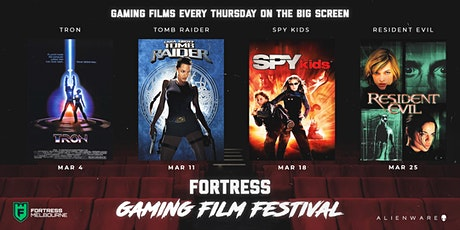 Gaming Film Festival - Spy Kids tickets