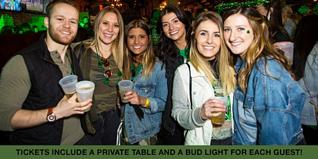 Moe's Cantina River North St. Patrick's Day tickets