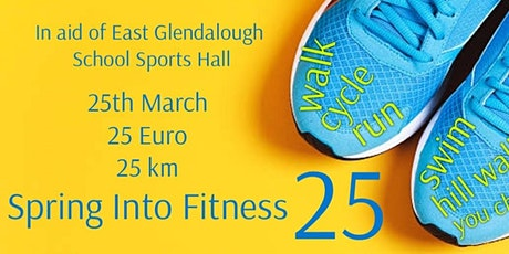 Spring Into Fitness  25 tickets