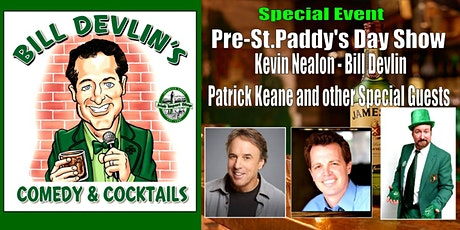 Pre-St. PATRICK'S   PARKING LOT COMEDY EVENT tickets