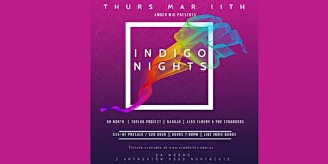 11/3 Indigo Nights @ 24 Moons (Oh North/Taylor Project/Nandad/Alex Elbery) tickets