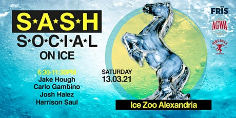 ★ SASH Social On Ice ★ Saturday 13th March ★ tickets