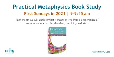 """Practical Metaphysics"" Book Study"