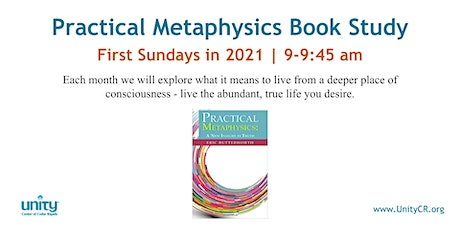 """Practical Metaphysics"" Book Study tickets"