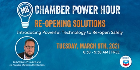 Re-Opening Solutions: Introducing Powerful Technology to Re-Open Safely tickets
