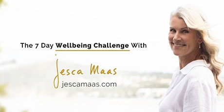 7 Day Wellbeing Challenge with Jesca Maas tickets