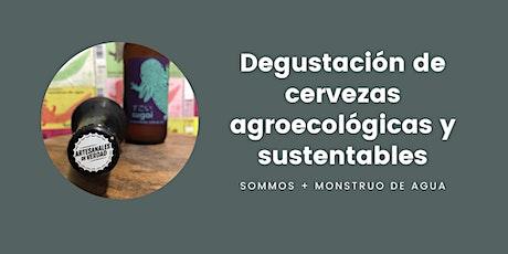 Degustación de cervezas agroecológicas y sustentables biglietti