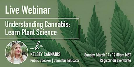 Understanding Cannabis Live Webinar tickets
