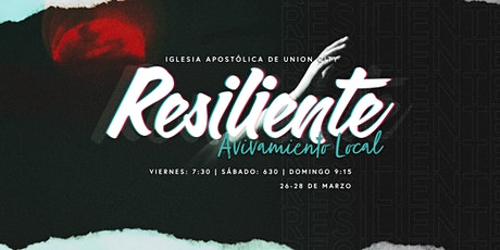 Resiliente: Un avivamiento local tickets