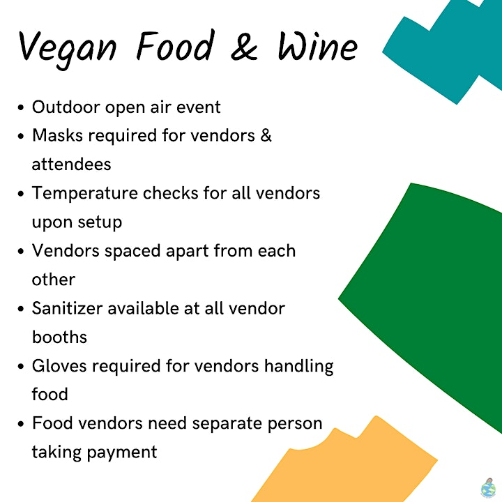 Vegan Food & Wine Festival image