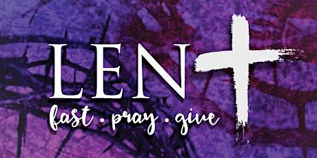 ICC - Virtual Lenten Retreat tickets