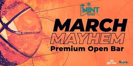 March Mayhem at The Mint Tavern tickets