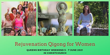 Rejuvenation Qigong for Women tickets