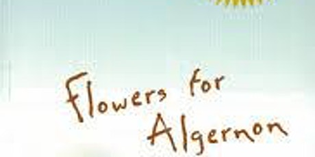 Dystopia Book Club - Flowers for Algernon by Daniel Keyes tickets