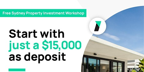 Property Workshop - How you can invest in 2021 with just $15,000 tickets