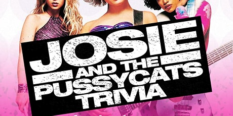 Josie and the Pussycats (Movie) Trivia Live-Stream tickets