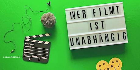 Online Seminar: Filmen und Schneiden auf dem Smartphone Tickets