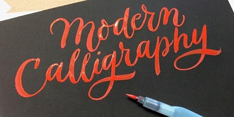 Modern Calligraphy with Debby Reelitz tickets