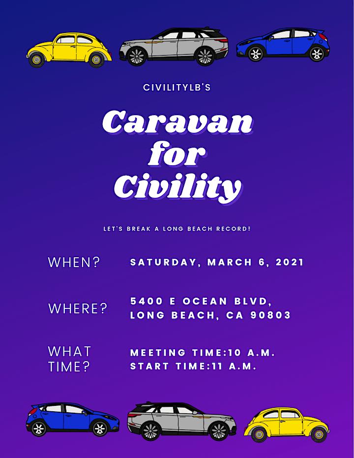 Caravan for Civility image