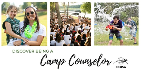 Discover Being a Summer Camp Counselor tickets