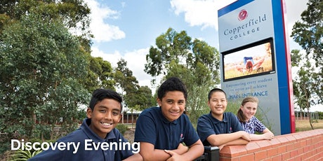 Copperfield College Discovery Night -Sydenham tickets