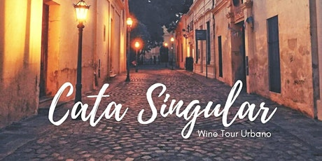 Cata Singular - Wine Tour Urbano - 18 de marzo entradas