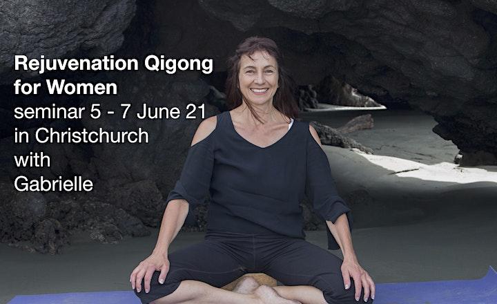 Rejuvenation Qigong for Women image