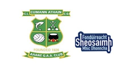 Ciorcal Comhrá - CLG Áthán/Irish conversation group with Ahane GAA tickets