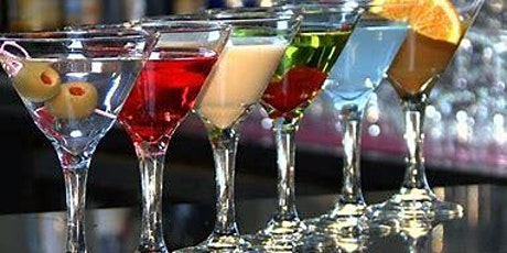 Mixology 101: Martinis and Derivitives tickets