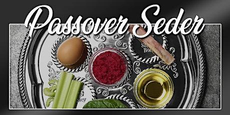 Passover Seder tickets