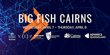 Big Fish Cairns 2021 tickets