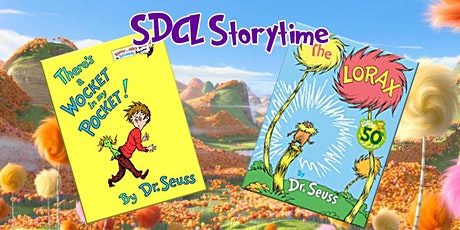 SDCL Story Time - Celebrating Dr. Seuss! tickets
