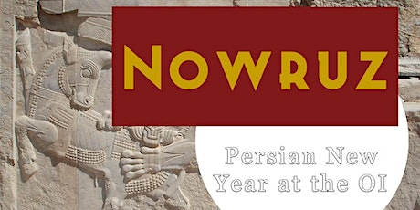 Nowruz: Persian New Year at the OI! tickets