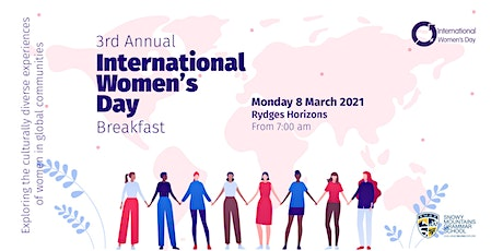 SMGS International Women's Day Breakfast 2021 tickets