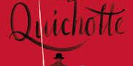 Dystopia Book Club - Quichotte by Salman Rushdie tickets