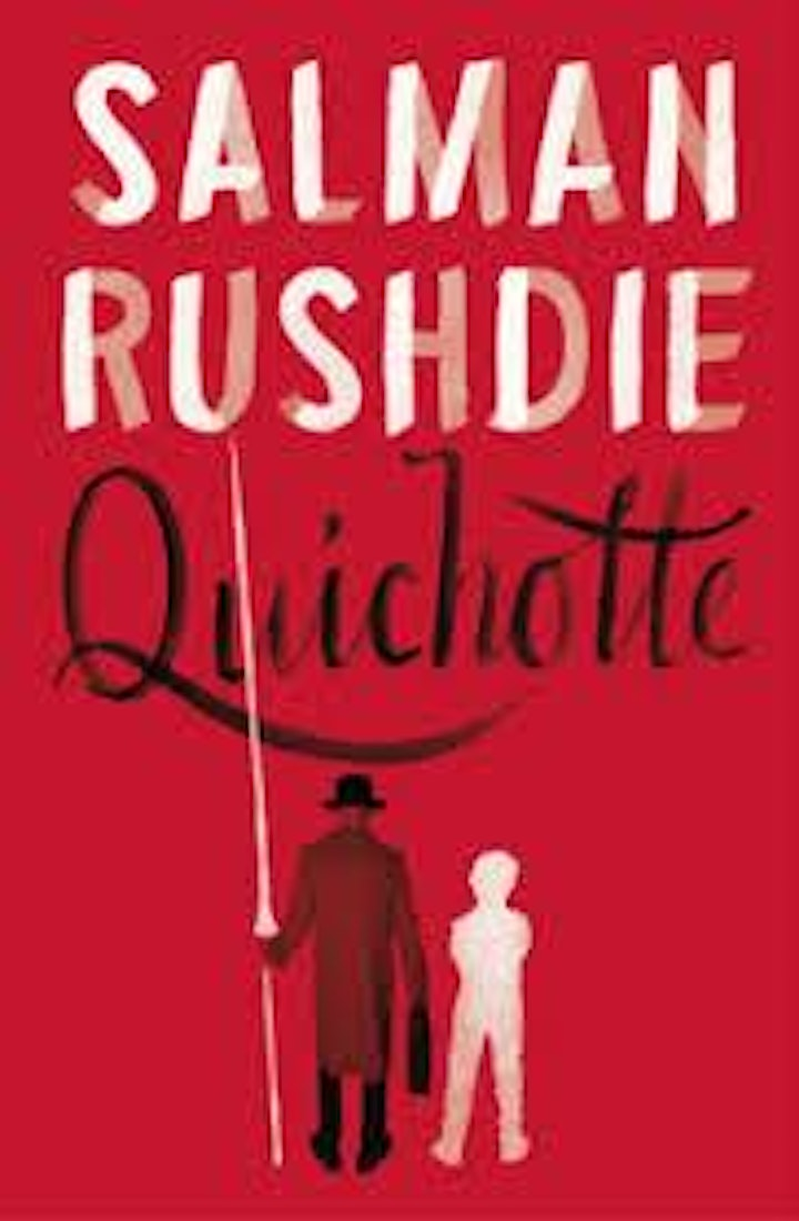 Dystopia Book Club - Quichotte by Salman Rushdie image